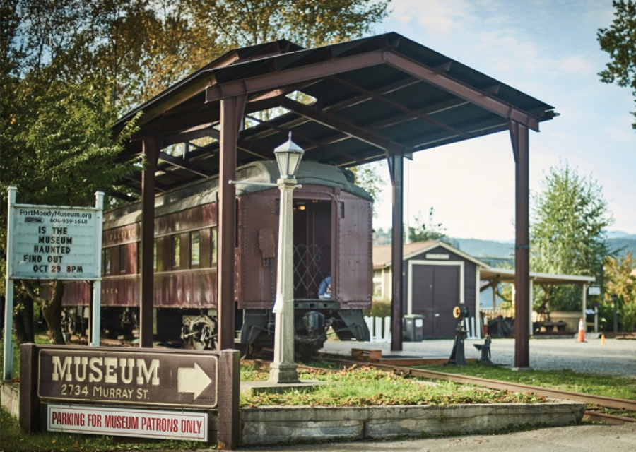 11  Port Moody Station Museum